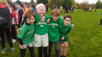 U12 Team Kevin Eoin Andrew Kevin