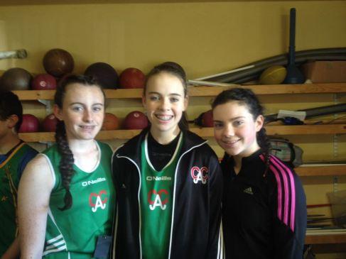 Sports Day Amy Niamh Mollie