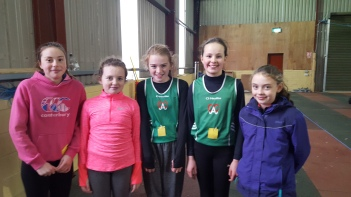 Sports Day April Niamh Isabella Aoife Roisin