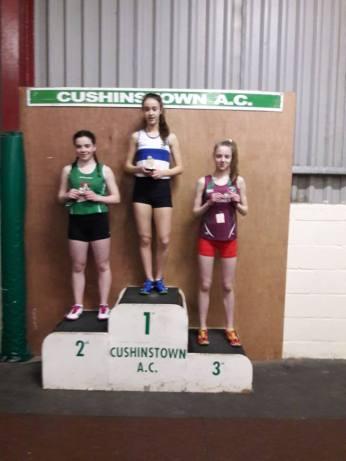 Mollie 2nd 60m Sprint